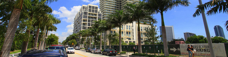 Квартира в США по адресу Midtown Miami, FL 33132