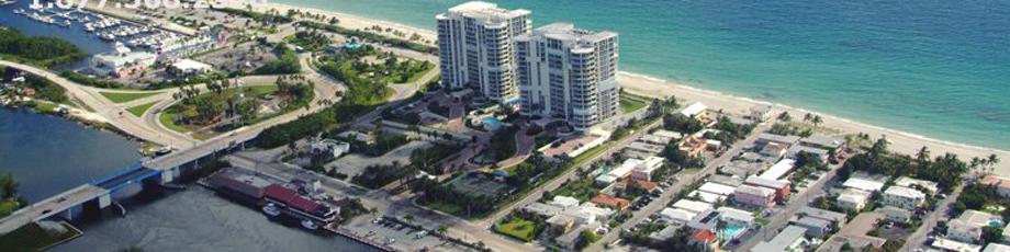 Квартира в США по адресу 6001 - 6051 N Ocean Dr, Hollywood, FL 33019