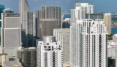 Квартира Skyline On Brickell в жилом комплексе Флориды (США)