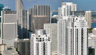 Квартира Skyline On Brickell в жилом комплексе Флориды (США)