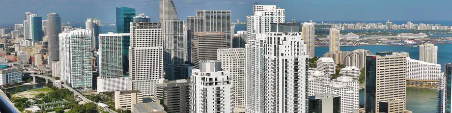 Квартира в США по адресу Downtown Miami, FL 33129
