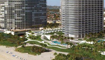 Квартира St Regis в жилом комплексе Флориды (США)