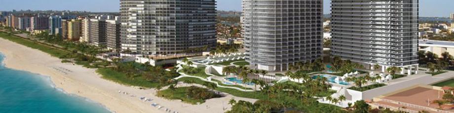 Квартира в США по адресу 9701- 9705 Collins ave, Bal Harbour, FL 33154