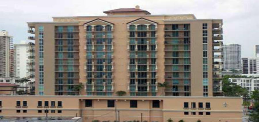 Квартира в США по адресу 17555 Atlantic Blvd., Sunny Isles Beach, FL 33160