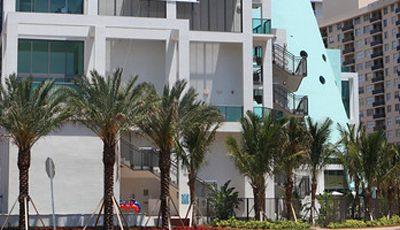 Квартира Terra Beachside Villas в жилом комплексе Флориды (США)