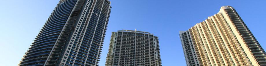 Квартира в США по адресу 90 SW 3rd St, Miami, FL 33131