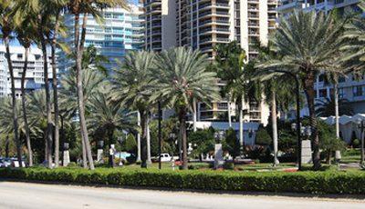 Квартира The Plaza в жилом комплексе Флориды (США)
