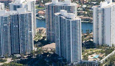 Квартира The Point в жилом комплексе Флориды (США)