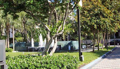 Квартира Tiffany в жилом комплексе Флориды (США)
