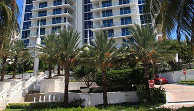 Квартира Trump Hollywood в жилом комплексе Флориды (США)