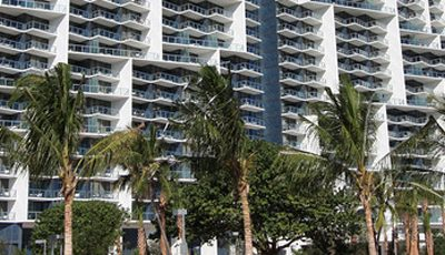 Квартира W South Beach в жилом комплексе Флориды (США)