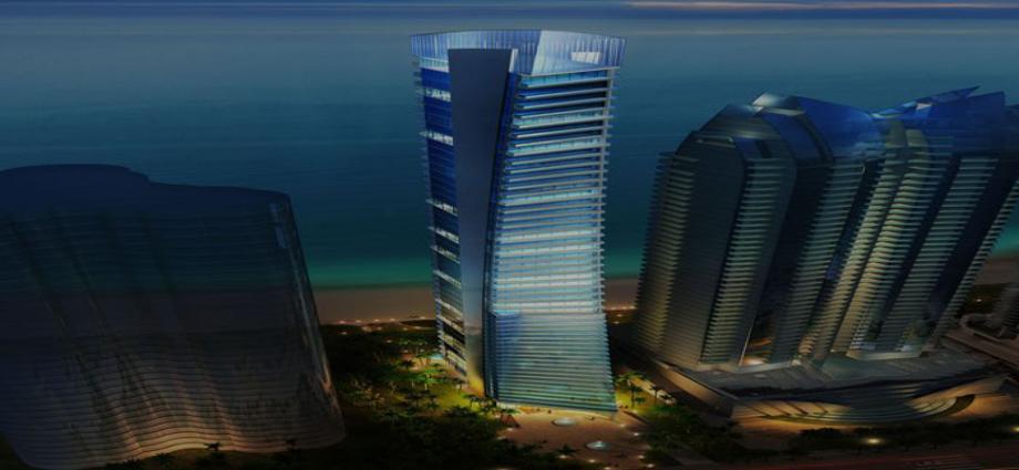 Квартиры в новостройке США по адресу 17100 Collins Ave #201, Sunny Isles Beach, FL 33160