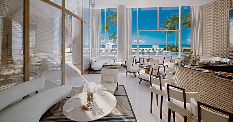 Квартиры в новостройке США по адресу 15800 Collins Ave, Sunny Isles Beach