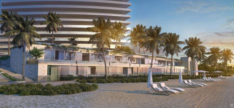 Квартиры в новостройке США по адресу 18325 Collins Ave, Sunny Isles Beach