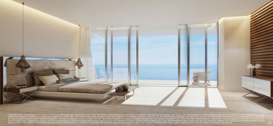 Квартиры в новостройке США по адресу 215 185th St, Sunny Isles Beach