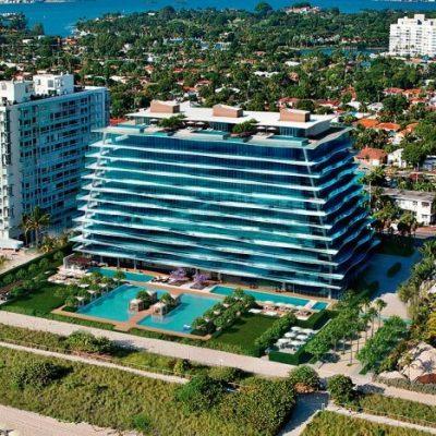 Квартира в Surfside Флорида (США)