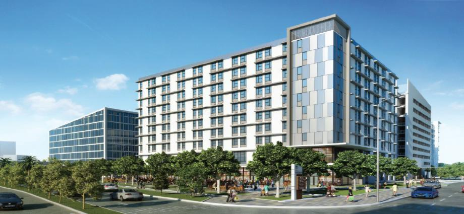 Квартиры в новостройке США по адресу 2950 NE 207th St., Aventura