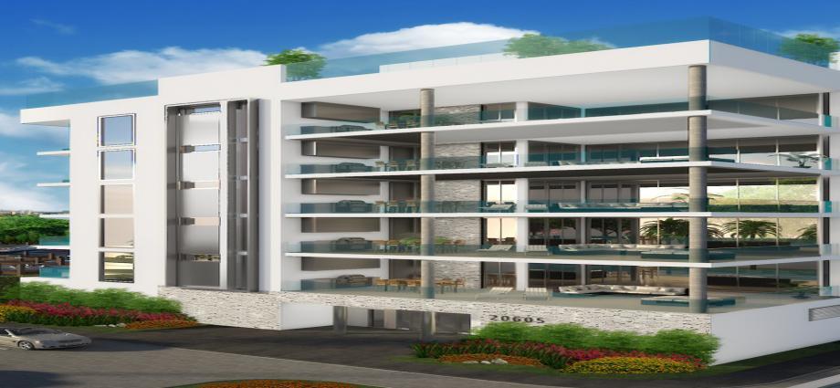 Квартиры в новостройке США по адресу 20605 Northeast 34th Ave., Aventura