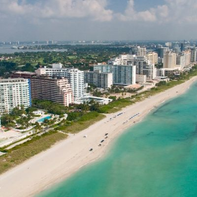 Новостройки Bal Harbour во Флориде (США)