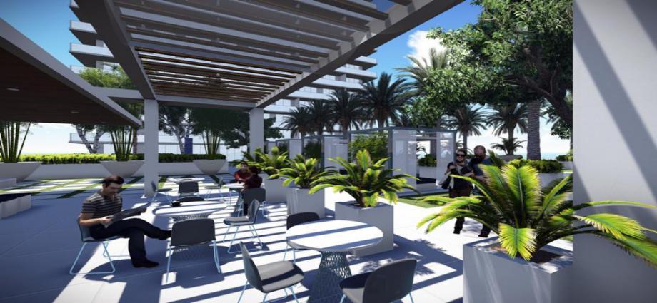 Квартиры в новостройке США по адресу 600 NE 27th St, Miami, FL 33137