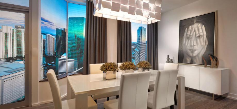 Квартиры в новостройке США по адресу 96 NE 2nd Avenue, Downtown Miami, FL 33132