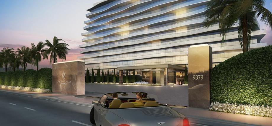 Квартиры в новостройке США по адресу 9365 Collins Ave., Bal Harbour