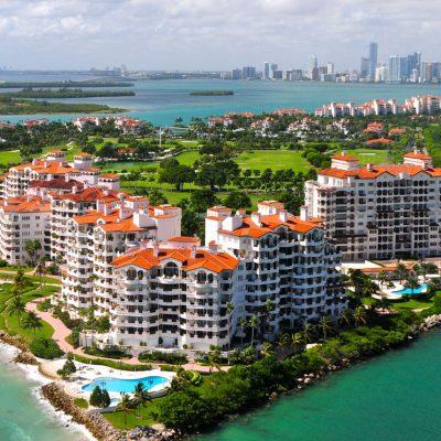 Квартира в Fisher Island Флорида (США)