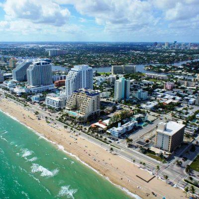 Новостройки Fort Lauderdale во Флориде (США)