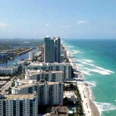 Квартира в Hallandale Beach Флорида (США)