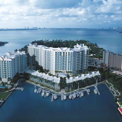 Квартира в North Bay Village Флорида (США)