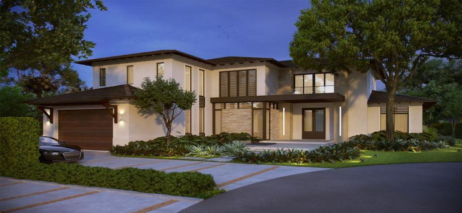 Квартиры в новостройке США по адресу 9600 SW 72nd Avenue, Downtown Miami, FL 33156
