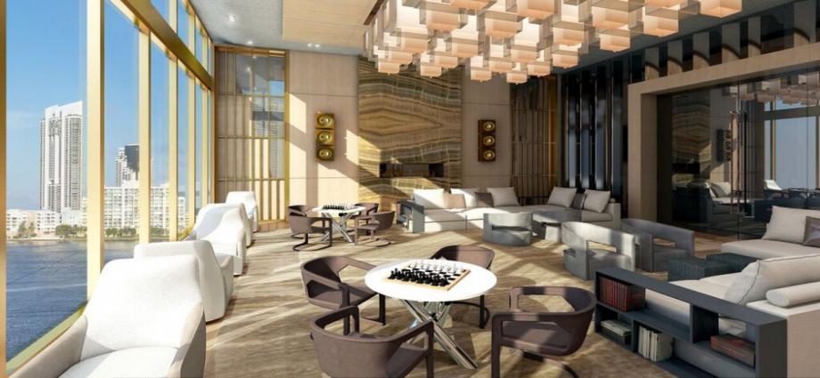 Квартиры в новостройке США по адресу 5000 Island Estates Dr., Aventura