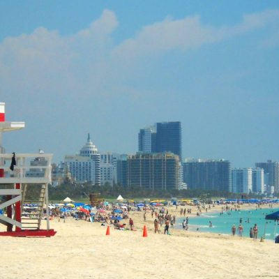 Новостройки South Beach во Флориде (США)