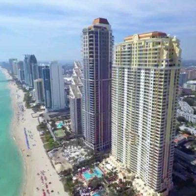 Новостройки Sunny Isles Beach во Флориде (США)