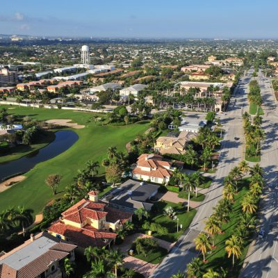 Новостройки Weston во Флориде (США)