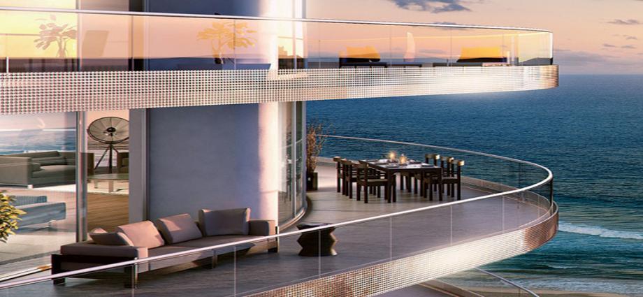 Квартиры в новостройке США по адресу 700 S Atlantic Blvd, Fort Lauderdale