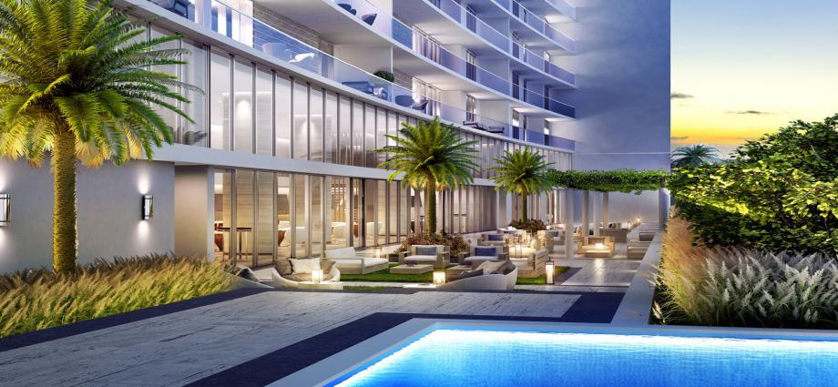 Квартиры в новостройке США по адресу 1180 N Federal Hwy, Fort Lauderdale