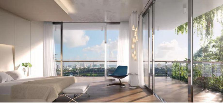 Квартиры в новостройке США по адресу 1300 Monad Terrace, Miami Beach FL 33139