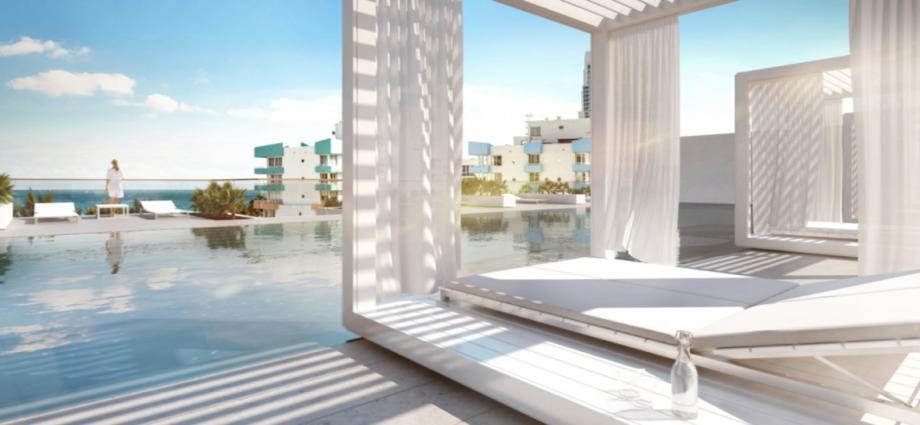 Квартиры в новостройке США по адресу 300 Collins Avenue Miami Beach FL 33139