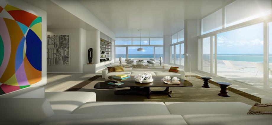 Квартиры в новостройке США по адресу 3315 Collins Ave, Miami Beach