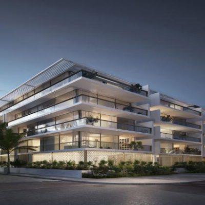 Квартиры в новостройке 300 Collins во Флориде (США)