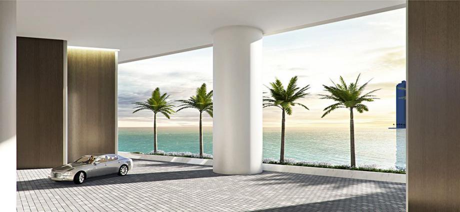 Квартиры в новостройке США по адресу 300 Biscayne Boulevard Way, Miami, FL, 33131