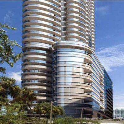Квартиры в новостройке Brickell Flatiron во Флориде (США)