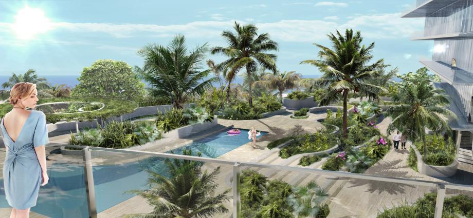 Квартиры в новостройке США по адресу 2675 S Bayshore Dr, Miami, FL 33133