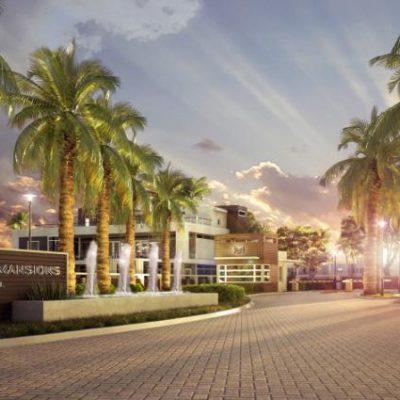 Квартиры в новостройке The Mansions at Doral во Флориде (США)