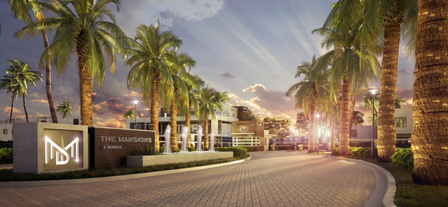 Квартиры в новостройке США по адресу 6805 NW 107th Ave, Doral, FL 33