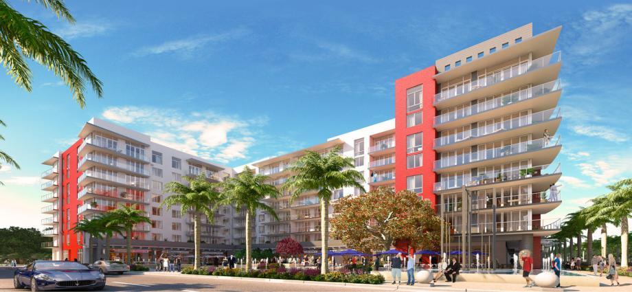 Квартиры в новостройке США по адресу 7956 NW 107th Ave, Miami, FL 33178