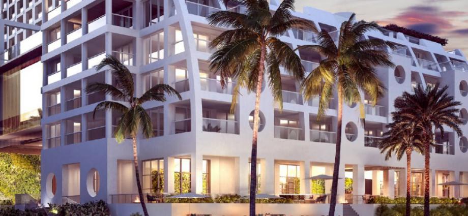 Квартиры в новостройке США по адресу 551 N Fort Lauderdale Beach Blvd