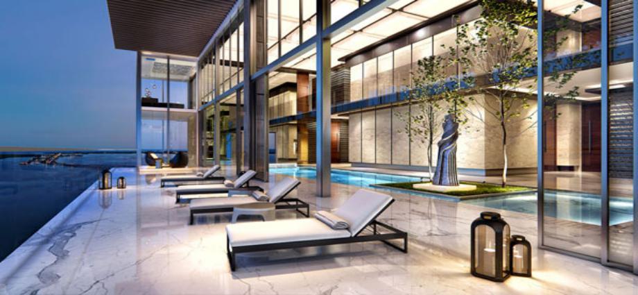 Квартиры в новостройке США по адресу 1451 Brickell Ave, Miami