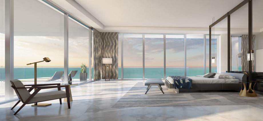 Квартиры в новостройке США по адресу 6901 Collins Ave, Miami Beach
